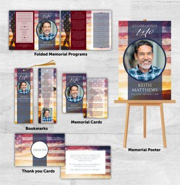 Funeral Program Combo Pack 2015