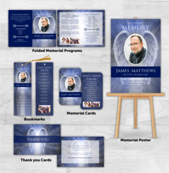 Funeral Program Complete Package